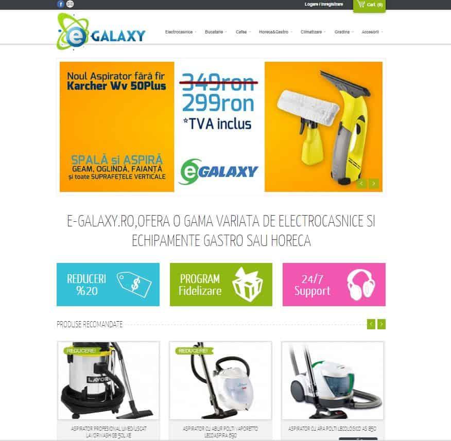 e-galaxy