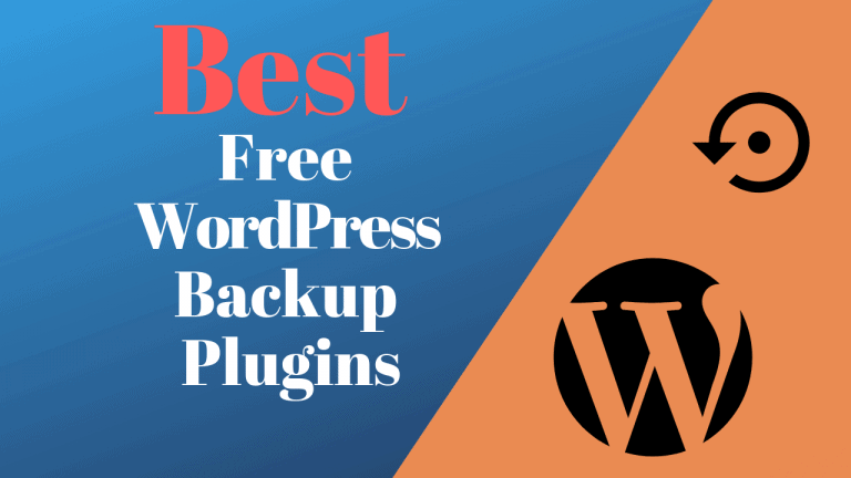 Best free backup plugins for wordpress