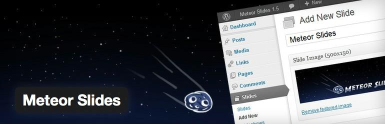 WordPress-Meteor-Slides-WordPress-Plugins