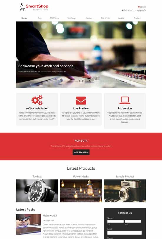 SmartShop-Lite-–-Responsive-WordPress-Theme
