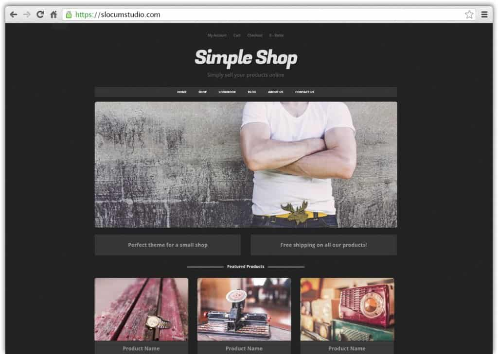 simple-shop-theme-screenshot