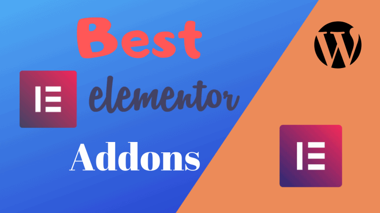 Best Free and Premium Elementor Addons
