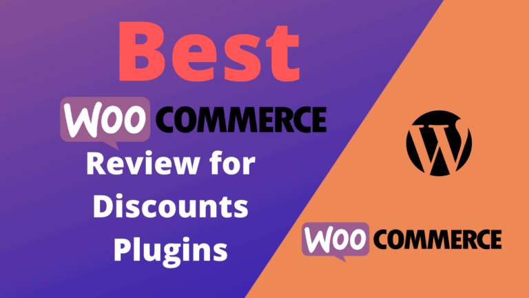 Best WooCommerce Review for Discounts Plugins