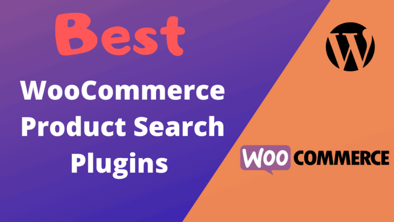 Best WooCommerce Product Search Plugins (Free & Paid)