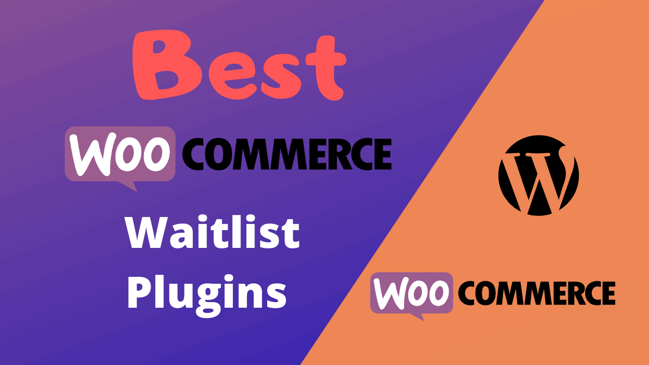 Best woocommerce waitlist plugins