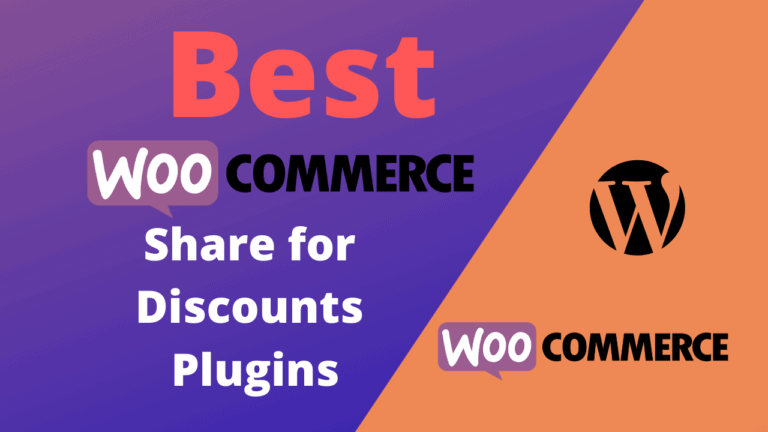 Best WooCommerce Share for Discounts Plugins